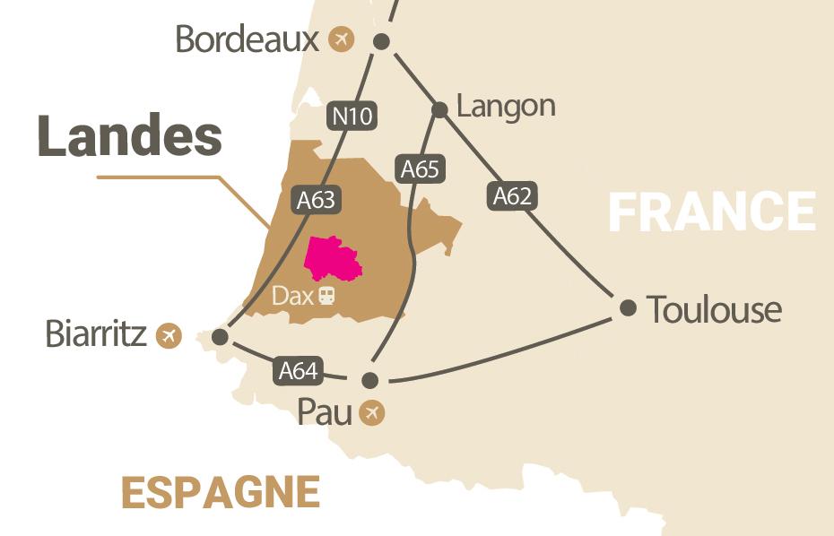 Accueil - Office de Tourisme du Pays Tarusate - Le coeur des Landes (40) e63049ea25a