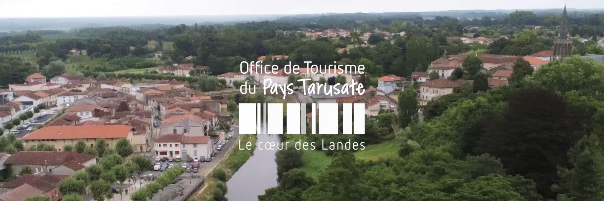 2381e5d68a34c7 Accueil - Office de Tourisme du Pays Tarusate - Le coeur des Landes (40)